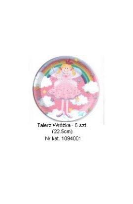 Wróżka - Talerzyki 22,5cm
