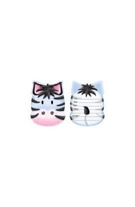 Zebra - Zaproszenia