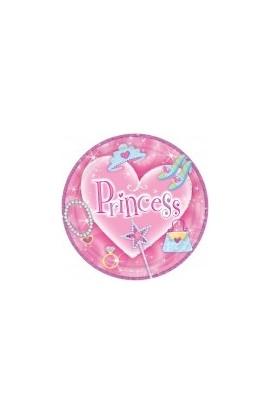 Princess - Talerze duże.