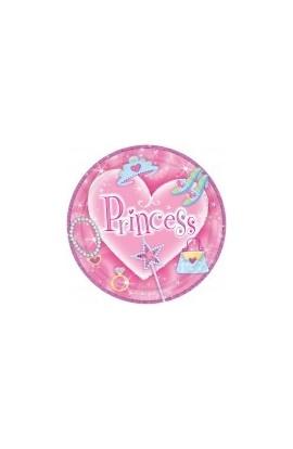 Princess - Talerze małe.