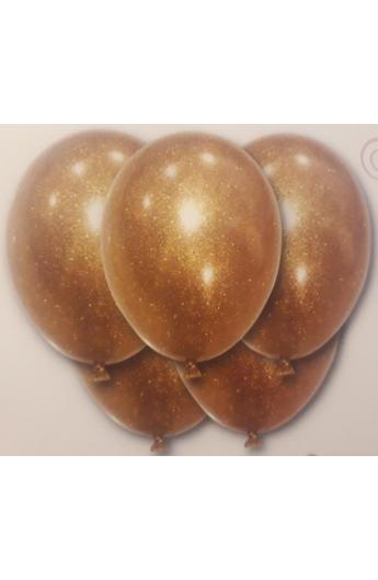Balon Bobo Ballons z brokatem