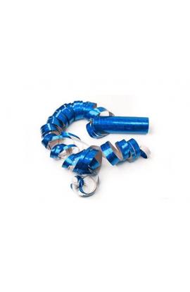 Serpentyna holograficzna niebieska