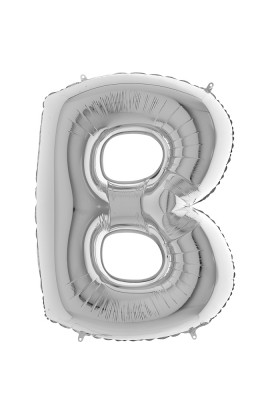 "40"" 101 cm LITERA SREBRNA - B"