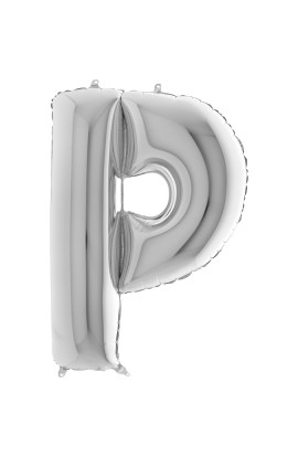 "40"" 101 cm LITERA SREBRNA - P"