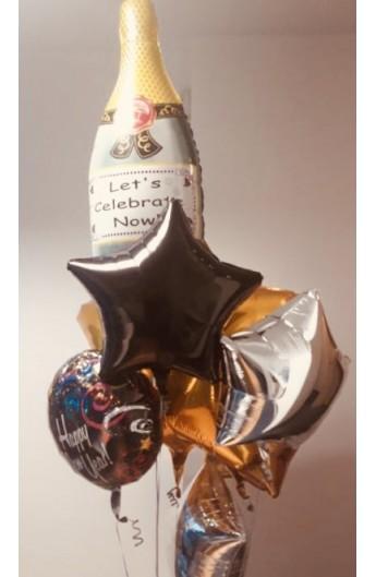 Zestaw Balonów Sylwestrowych 2