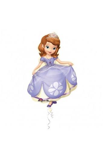 """Balon foliowy 24"""" Księżniczka Zosia"""