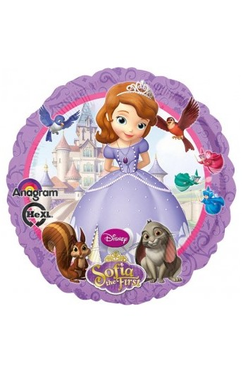 """Balon foliowy 18"""" Księżniczka Zosia"""