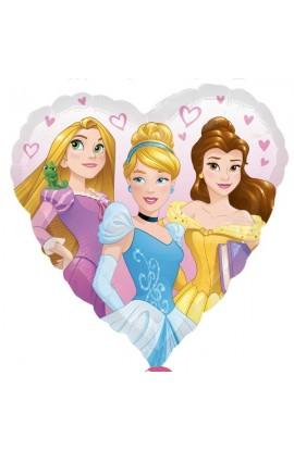 """Balon foliowy 18"""" Księżniczki Disney'a"""