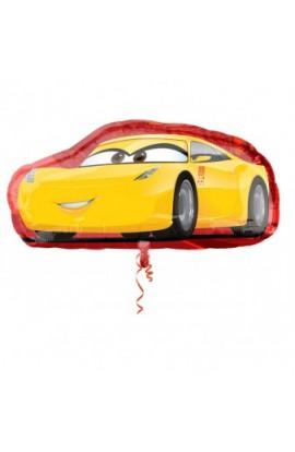 """Balon foliowy 24"""" z filmu """"Auta"""" Cruz"""