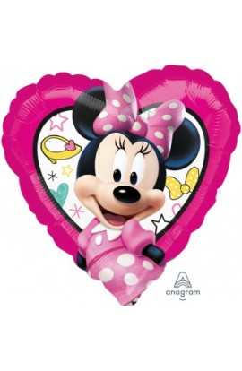 "Balon foliowy 18"" MINNIE HAPPY HELPERS"