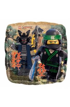 """Balon foliowy 18"""" Lego Ninjago"""