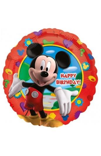 """Balon urodzinowy 18"""" MICKEY CLUBHOUSE HAPPY BIRTHDAY"""