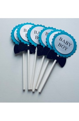 TOPPERY DO CIAST BABY BOY 6 SZT.