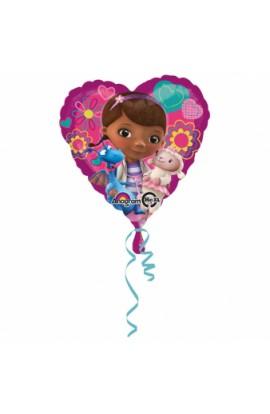 "Balon foliowy 18"" Doktor Dosia"