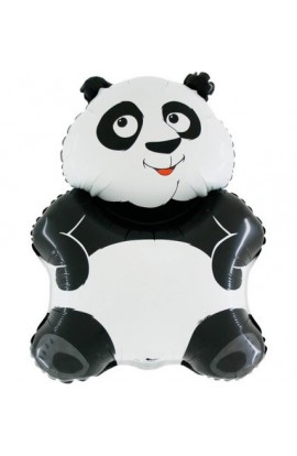 "24"" Panda Grabo Transparent"