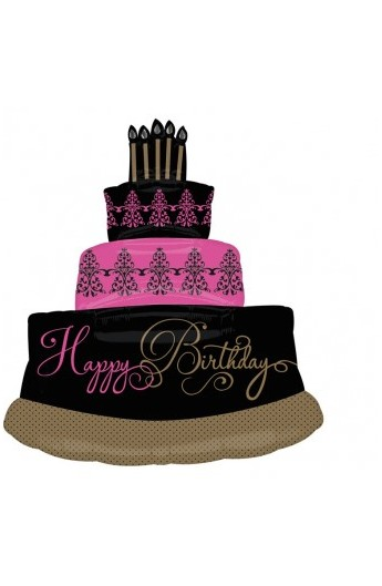 "24"" FABOLOUS CELEBRATION CAKE"