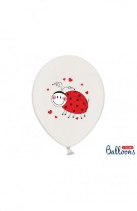 6 szt. balonów 30 cm Biedronka