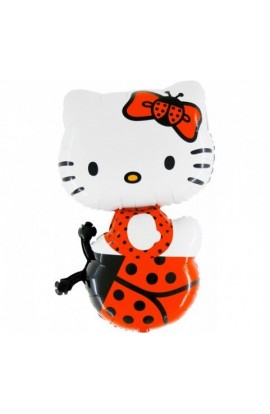 "24"" Hello Kitty Biedronka Grabo Transparent"