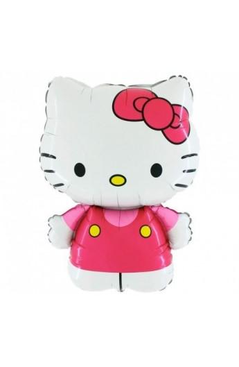 "24"" Hello Kitty Pink Grabo Transparent"