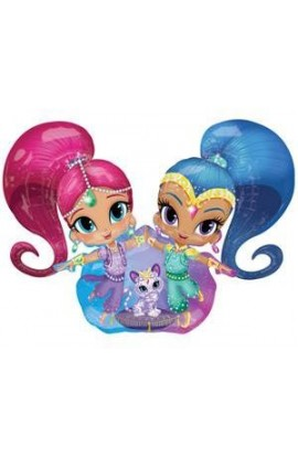 BALON CHODZĄCY SHIMMER AND SHINE