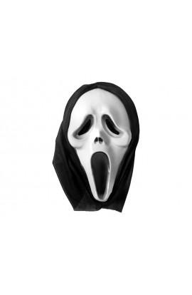 "Maska Halloween ""Krzyk"""