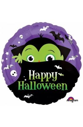 """Balon foliowy 18"""" na Halloween z Drakulą"""