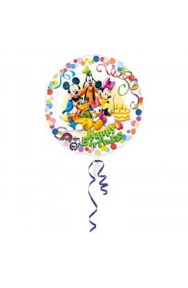 """Balon foliowy 18"""" Mickey i Przyjaciele"""