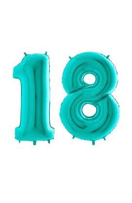 Balony morskie na 18 urodziny