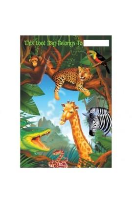 Torebki Safari