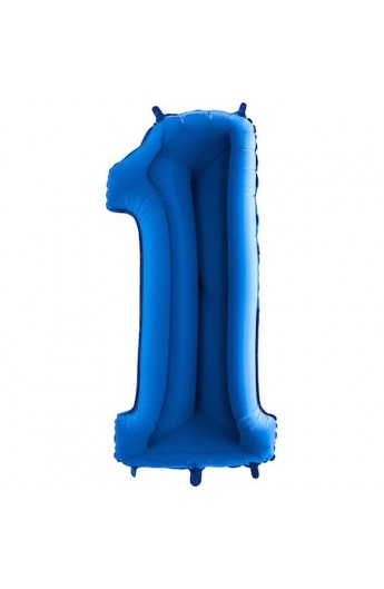 1 - Niebieska