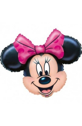"14"" Minnie Mouse Head"
