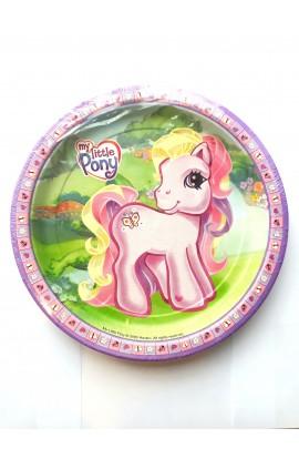 Talerze Pony