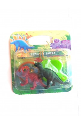 Zestaw upominkowy  Dinozaury