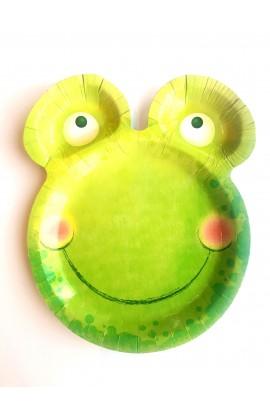 Żabka - Talerzyki