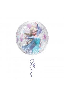 Balon foliowy (kula) 40 cm Frozen