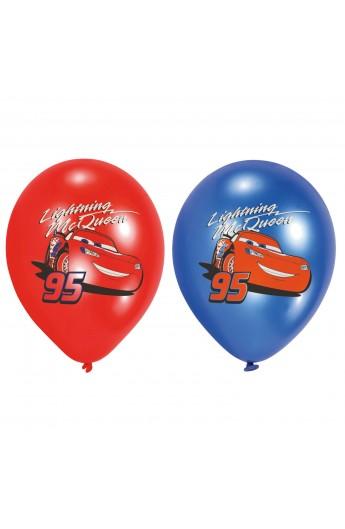 Balony gumowe z Zygzakiem McQueen