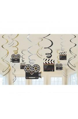 Spirale dekoracyjne Hollywood
