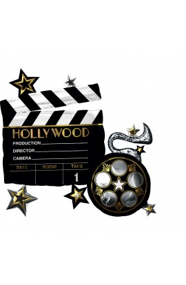 "Balon foliowy 24"" Hollywood"