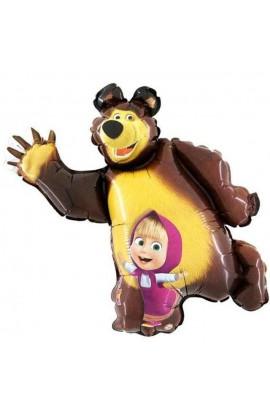 """Masza i Niedźwiedź 14"""""""