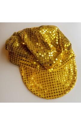 Czapka złota