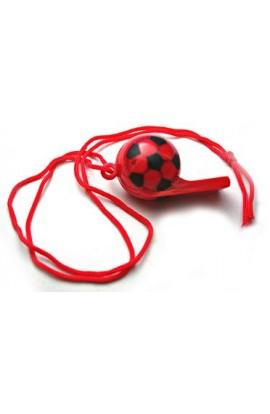 Gwizdek piłkarski
