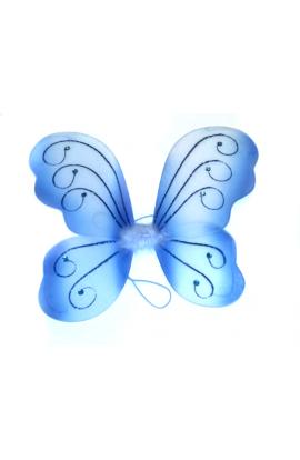 Skrzydełka Wróżki niebieskie