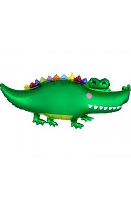 """Balon foliowy 24"""" krokodyl"""