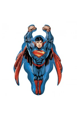 BALON FOLIOWY SUPERMAN 58 CM X 86 CM
