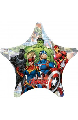 BALON FOLOWYY AVENGERS POWER 71 CM