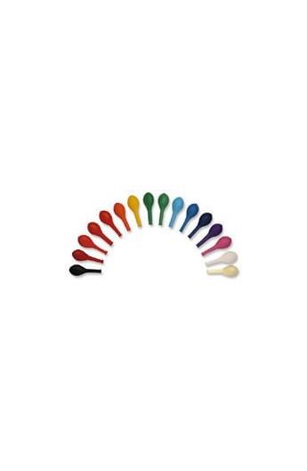 """Balon lateksowy 10"""" pastelowy - mix kolorów"""