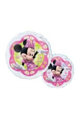 """Balon foliowy 21"""" Myszka Minnie hologram"""