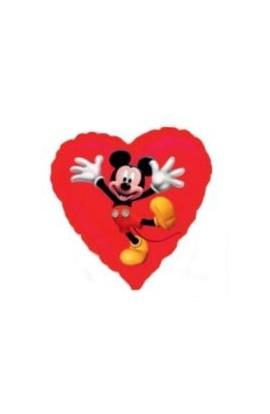 """Balon foliowy 18"""" Myszka Mickey"""