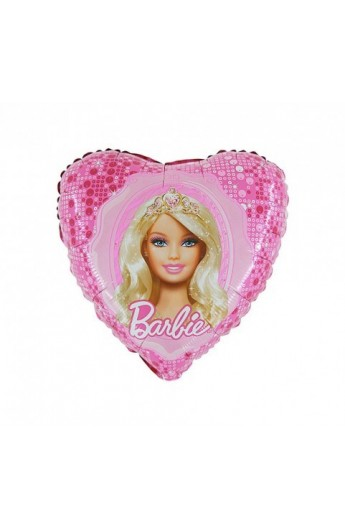 "Balon foliowy 18"" Barbie"