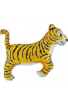 """Balon foliowy 14"""" Tygrys"""